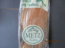 metz grade 3 cree neck cape feathers flytying materials