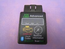 HH Advanced  ELM327 Torque Android Bluetooth Car OBD2 Auto Fault Code Tester