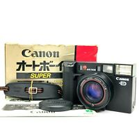 【UNUSED】 Canon AF35ML Point & Shoot 35mm Film Camera W/40mm f/1.9 From JAPAN