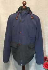 Next Mens Jacket Coat Outerwear Size XL Navy And Black