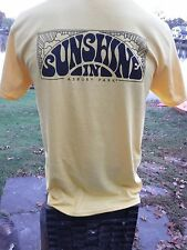 ASBURY PARK CLASSIC T SHIRTS -SUNSHINE IN-SUPER LIMITED RUN-BRUCE SPRINGSTEEN !!