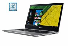Portátiles y netbooks Windows 10 color principal plata 14,5""