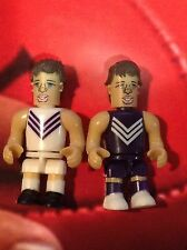 AFL Micro Figures - Nathan Fyfe Common & Rare Clash Jumper Variations