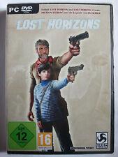 Lost Horizon 1 + 2 + Preston Sterling und die Legende von Excalibur - Adventure
