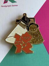 London 2012 Olympic Spotlight Pin Badge From British Theatre Set