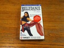 Bellydance Fitness For Weight loss VHS Hip Drop Hip Hop & Sweat, 2 comp programs