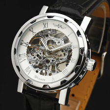 Stainless Steel Strap Adult Wristwatches with Roman Numerals