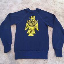 Vintage Children's Sweatshirts Jack Harvey School Thunderbirds 1980's