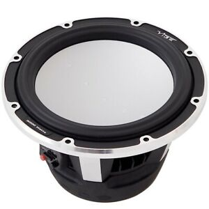 """Vibe 12"""" Space Subwoofer - SQ and SPL in a single subwoofer"""