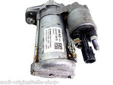 VW Passat 3C B7 Anlasser Starter 02M911024Q 6-Gang Schaltgetriebe Original
