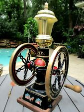 Antique Landers Frary & Clark Rare 20 1/2 Coffee Mill Grinder