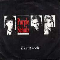 "Purple Schulz - Es Tut Weh (7"", Single) Vinyl Schallplatte - 24426"