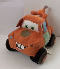 Disney Pixar Cars Movie Tow Mater Plush Soft Toy Tv Film Character Lorry Doll