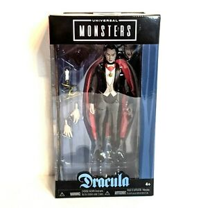 """Jada Universal Monsters: DRACULA 6"""" Action Figure with Accessories! Item #31959"""