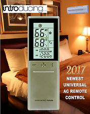 Universal LCD A/C Remote Control Controller For Air Conditioner XLarge Display