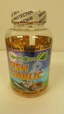 Fish Garlic Omega 3-6-9 /90 softgels/ 2000 mg