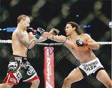 Benson Henderson Autographed 8x10 UFC Fighter