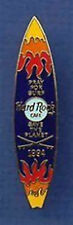 Hard Rock Cafe HONOLULU 1994 World Cup of Surfing PIN Pray 4 Surf SURFBOARD PIN