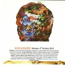 (CC444) Violens, Amoral - 2010 DJ CD