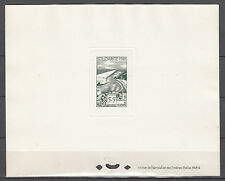 Fr. Morocco ScCB31 Plane, View of Agadir, Deluxe Proof