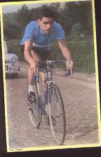 Jean Forestier Cyclisme 60s Cycling Ciclismo PEUGEOT L'EQUIPE Tour de France