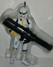 Star Wars BARC TROOPER Figure Yellow Clone Order 66 Target Exclusive