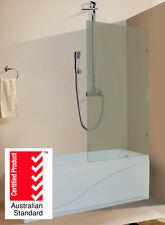 JH BATH - FIXED PANEL BATH SHOWER SCREEN 10mm 1000x1500 (FB100) RRP $449