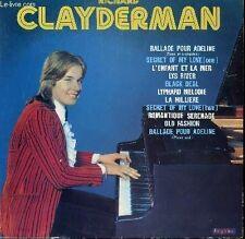 RICHARD CLAYDERMAN - Ballade pour Adeline.. 11 titres