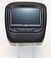 NEW 2013 GMC Acadia SLE SLT Denali Dual DVD Headrest Video Players Monitors
