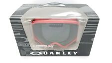 NEW Oakley A Frame 2.0 Snow Goggle Copper Red Dark Grey AUTHENTIC 7044-12 Ski