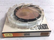 Hoya 52mm FL-DAY FL-D Daylight Balance Lens Filter Fluorescent 52 mm Japan FLDAY