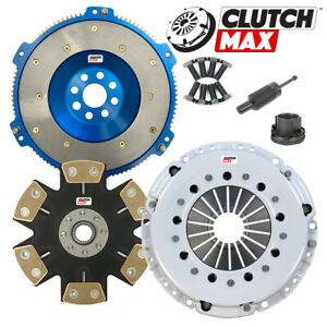 STAGE 5 MAX GRIP CLUTCH KIT and ALUMINUM FLYWHEEL for 2004-2005 BMW 330 6-SPEED