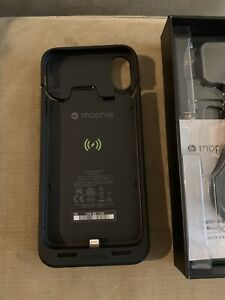 mophie Juice Pack Air - Protective Battery Pack Case for Apple iPhone Xs/X