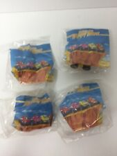 Mcdonalds Happy Meal Vintage Fast Food Toys ~ Mighty Minis Wind Up 1993