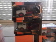 MAN 19 280 H TB 1971 ixo camion tracteur seul  tr003 1/43