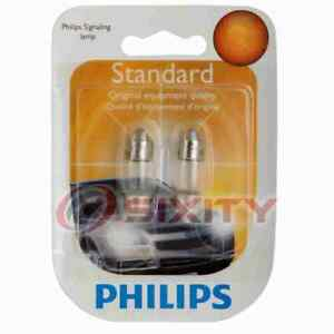 Philips Dome Light Bulb for Honda Accord Accord Crosstour Civic CR-V CR-Z hl