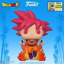 Dragon ball funko pop Goku EXC SDCC