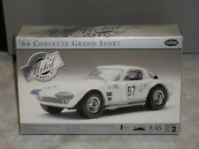 "Testors 1/43 Scale ""64 Corvette Grand Sport, Metal Kit"
