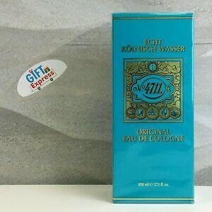 4711 by Muelhens Unisex Eau de Cologne 27 oz Splash New in Box
