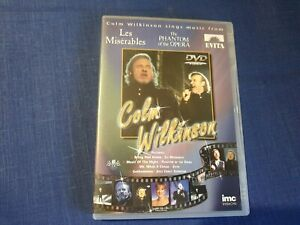 Colm Wilkinson - DVD - Region 2