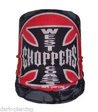 West Coast Choppers Halstuch Bandana  Biker Tuch Motorrad Sturmhaube Maske (44)