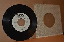 DOUG WRAY: SCHOOL GIRL & GOOSE BUMPS; 1959 EPIC 9322 TEEN ROCKER W.L. PROMO 45