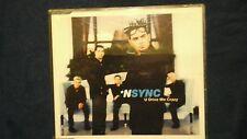 N SYNC - U DRIVE ME CRAZY. CD SINGOLO 4 TRACKS