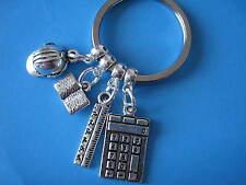 Civil Engineer Keyring Engineering Graduation Gift Civil Engineering Keychain