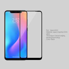Xiaomi Mi 8 Full Tempered Glass 3D Glass Full Cover Screen Protector Film