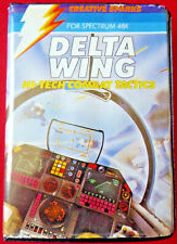 Delta Wing by Creative Sparks (Spectrum 48k) - TESTED and WORKING