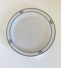 INTERNATIONAL CHINA CO. STONEWARE CHIC BLACK PEARL - SY-7643 - DINNER PLATE