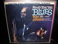 PLAS JOHNSON mood for the blues ( jazz )
