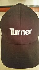 New Turner Turner Construction Miami Fitted Flexfit Baseball Cap Blue S - M
