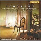 Schumann: Piano Quintet, Op. 44; Piano Quartet, Op. 47, Michelangelo Quartet, Ro